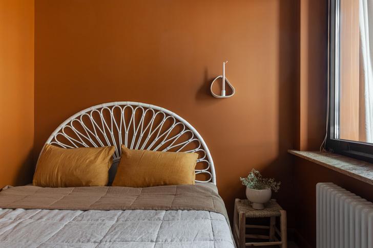 Фото №8 - Квартира в скандинавском стиле с печью