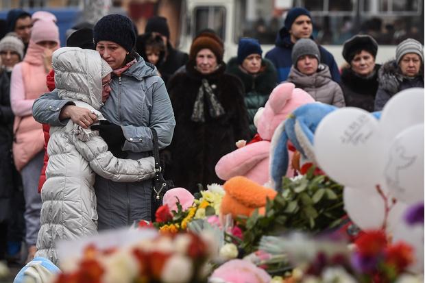 Фото №1 - «Все храню: школьный рюкзак, тетради…»: как сегодня живут родители, потерявшие детей в огне «Зимней вишни»