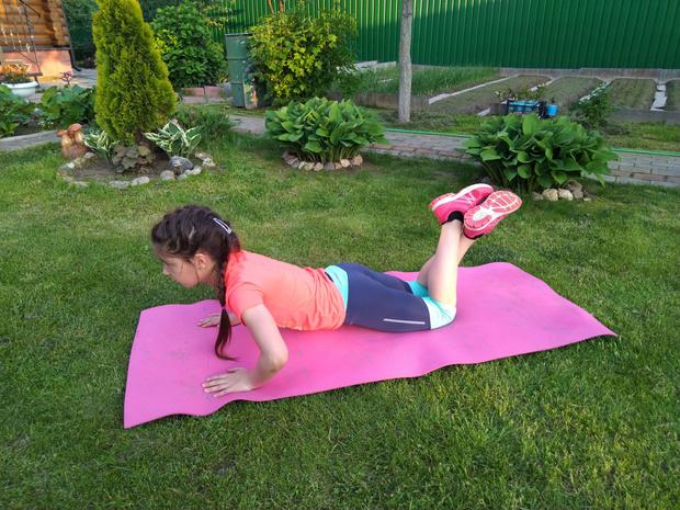 Фото №5 - Зарядка для малышей: 5 упражнений, которые нужно делать каждый день