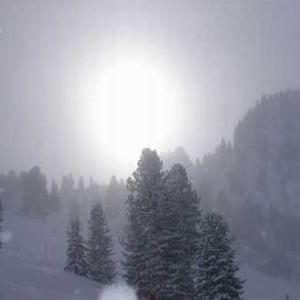 Фото №1 - Австрия утонула в снегу