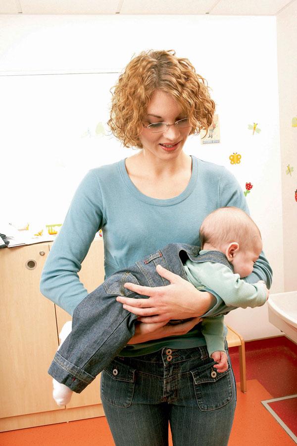 Фото №3 - 7 способов успокоить малыша