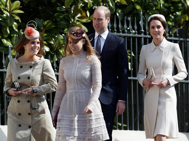 Фото №3 - Пасхальный розыгрыш: как принц Уильям напугал принцесс Беатрис и Евгению