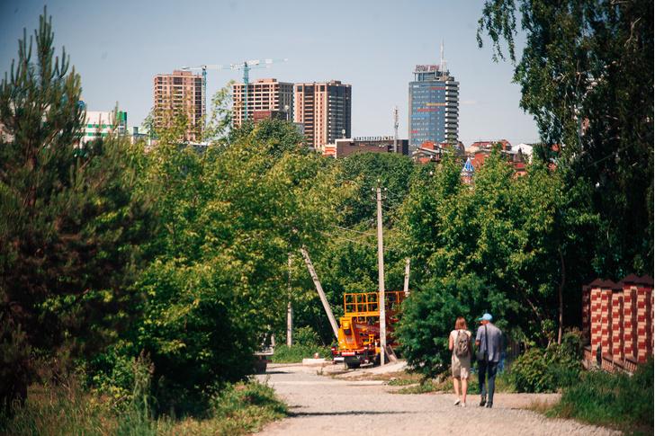 Фото №43 - Анклав вне времени: прогулка с популяризатором Бугров Антоном Нелидовым