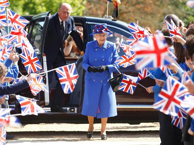 Фото №2 - Код монарха: каким секретным именем называют Королеву