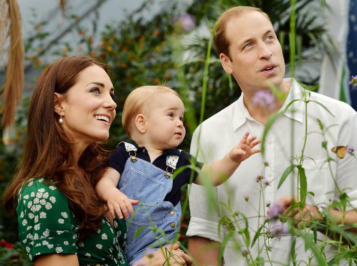 Фото №3 - Молодой папа: как принц Уильям привыкал к роли отца после рождения Джорджа