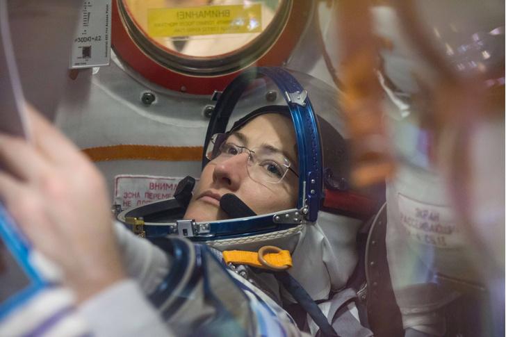 Фото №1 - Обновлен рекорд по продолжительности нахождения в космосе среди женщин