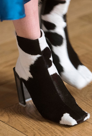 Фото №13 - Самая модная обувь осени и зимы 2019/20