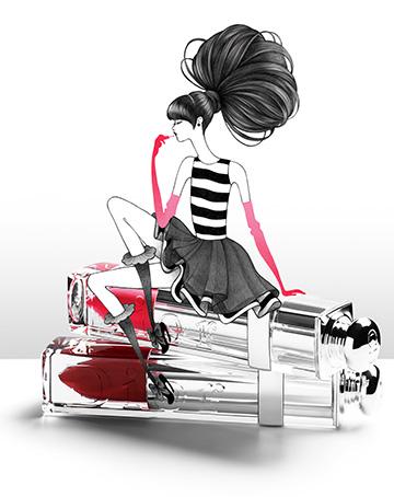 флюид Dior Addict Fluid Stick