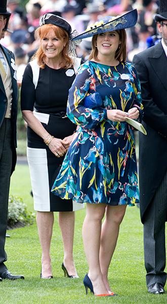 Фото №9 - Принцесса и жених: самое интересное на Royal Ascot 2017, день 4