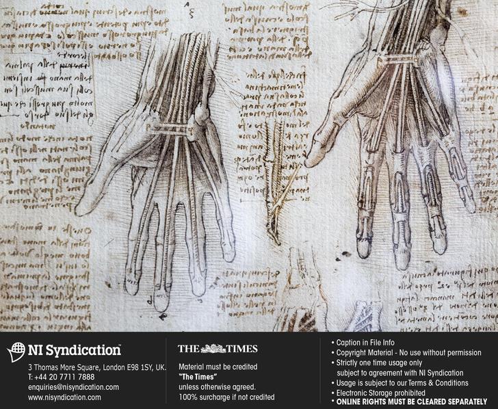 Фото №1 - Раскрыт секрет Леонардо да Винчи
