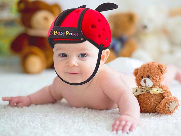 детская безопасность, защитный шлем, защита головы от ударов