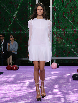 Фото №12 - Неделя Высокой моды в Париже: Dior Couture AW2015/16