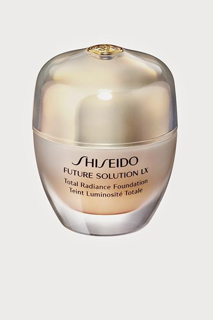 Тональная основа Future Solution LX, Shiseido