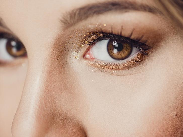 Фото №2 - Как подобрать макияж по форме и разрезу глаз: советы визажиста