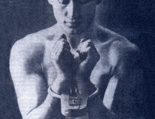 Фото №1 - Гарри Гудини — покоритель оков