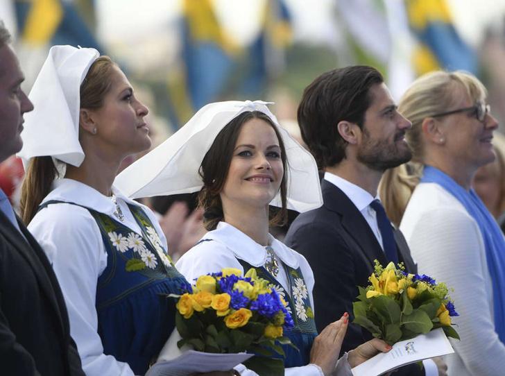 Фото №3 - Принцесса Эстель снова затмила шведского короля