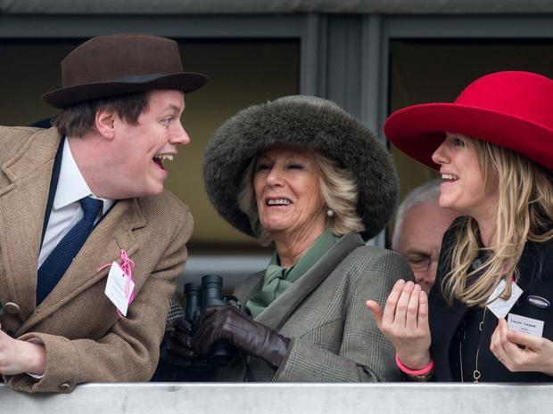 Фото №2 - «Бабушка» или «мэм»: как дети Кембриджских называют герцогиню Камиллу