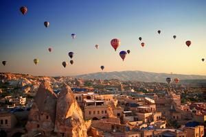 Необычные деревни в разных странах мира: фото