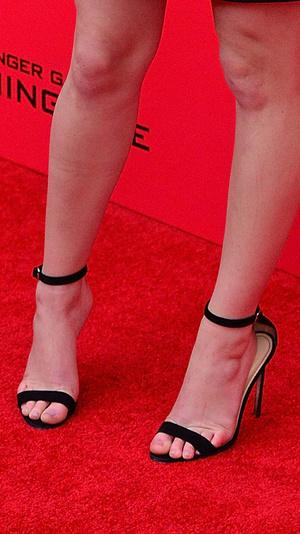 Фото №19 - Боль и слава: самая неудобная обувь звезд