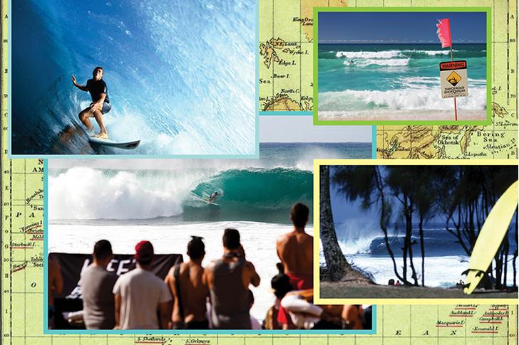 Big Wave большая волна