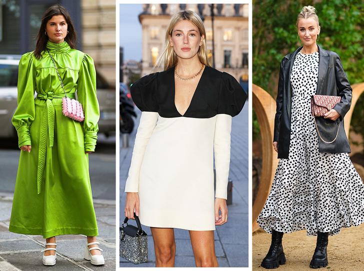 Фото №1 - 6 платьев, которые должны быть в гардеробе каждой женщины