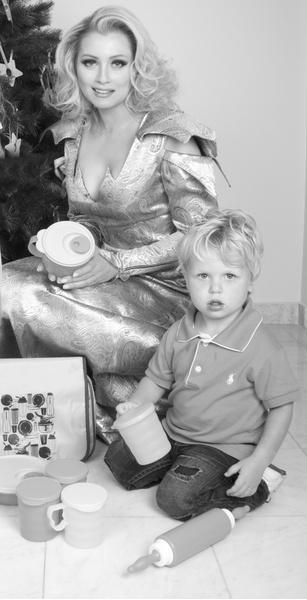 Фото №1 - Лена Ленина впервые показывает сына и рассказывает о нем