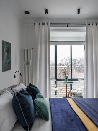 Фото №6 - Сканди-шик: московская квартира 55 м²