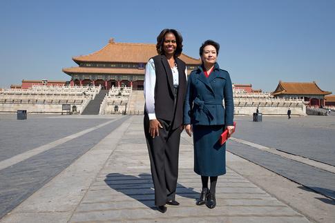 Мишель Обама (Michelle Obama), Китай,3.1 Phillip Lim