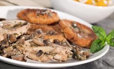Как приготовить вкусные драники с грибами