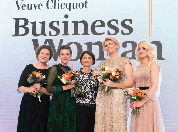 Фото №1 - Самые яркие моменты международной бизнес-премии Veuve Clicquot Business Woman Award
