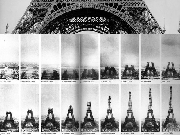 Фото №3 - 19 монументальных фактов об Эйфелевой башне