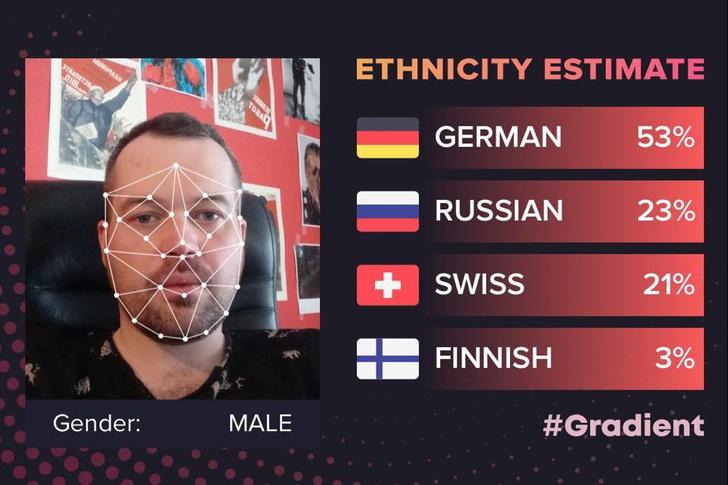 Редактор MAXIM с удивлением узнал, что он наполовину немец!