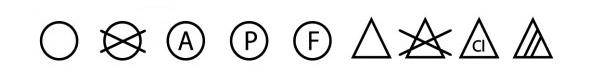 Фото №3 - Эти загадочные символы: что означают символы на ярлыках одежды