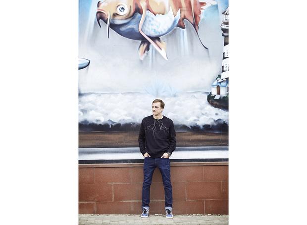 Интервью Владимир Носов WhiteBit у стены