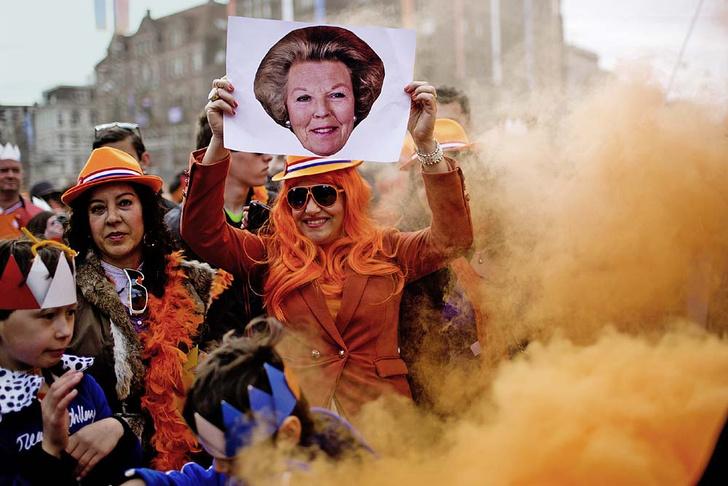 Фото №1 - Оранжевые люди: 10 удивительных фактов о голландцах