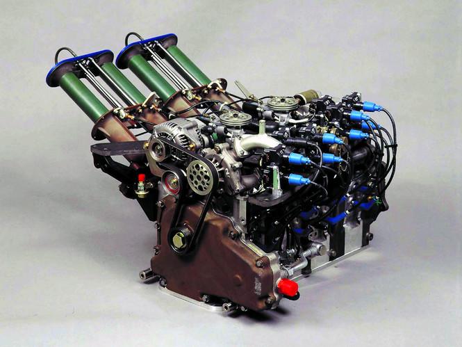 Фото №16 - Все, что вы хотели знать о роторных двигателях