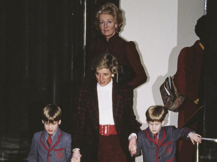 Фото №4 - Бабушка принцессы Дианы: как леди Фермой «устроила» брак внучки и принца, и почему пожалела об этом позже
