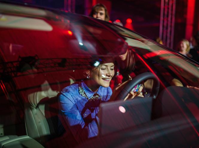 Фото №1 - Презентация новых моделей Audi в Москве