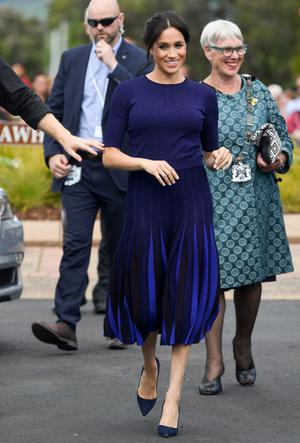 Фото №7 - Королевская палитра: как монаршие особы носят синий цвет