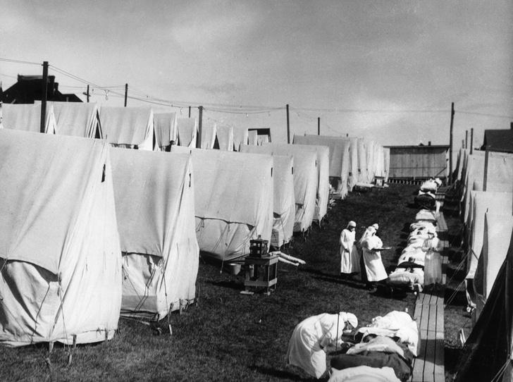 Фото №8 - 8 самых опасных пандемий в истории человечества