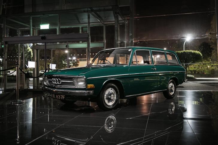 Фото №8 - Упрямый характер: история и современность марки Audi