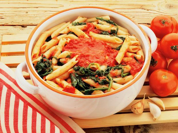 Фото №3 - Рецепт недели: итальянская паста с помидорами