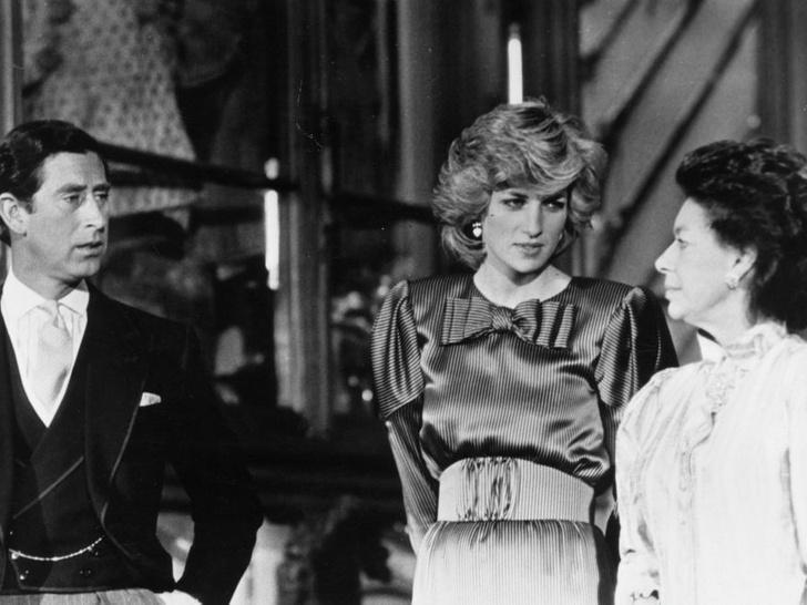 Фото №2 - Вражда принцесс: почему Маргарет запрещала своим детям общаться с Дианой