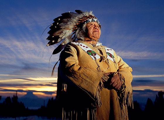 Фото №1 - Американская трагедия: индейцы