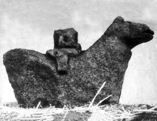 Фото №1 - Каменный зверинец