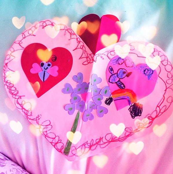 Фото №2 - Звездный Instagram: В предвкушении Дня Святого Валентина