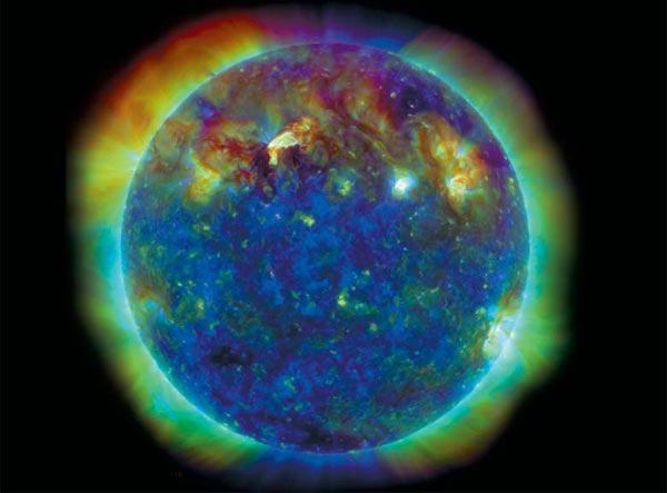 Фото №2 - Невидимые цвета вселенной