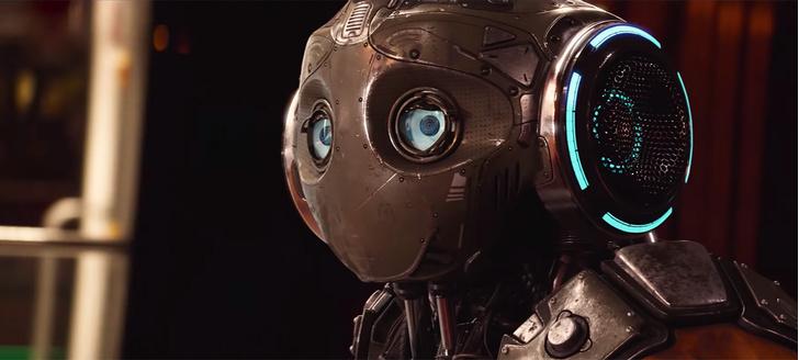 Фото №1 - Сарик Андреасян опубликовал новый трейлер к своему фильму «Робо»