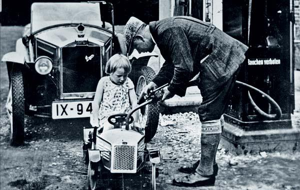 Фото №1 - Датское детство Audi