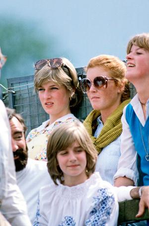 Фото №5 - Уйти от Виндзоров и остаться счастливой: история Сары Фергюсон, бывшей супруги принца Эндрю